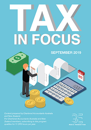 Accounting CPD Online | Accounting Podcasts | Tax in Focus